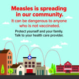 Free Measles Vaccine Clinic Will Be Held At Palisades Center