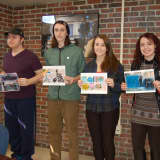 BOCES Honors Graphic Arts Students