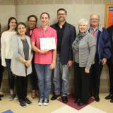 Briarcliff Freshman Honored As BOCES Student of Distinction