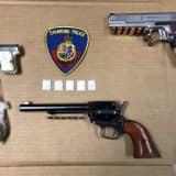 18-Month-Old Found In Vehicle During Stamford Illegal Gun Bust