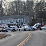 Photos: Three Hospitalized In Multi-Vehicle Crash In Area