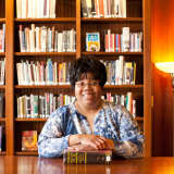 WMC Helps Jazz Librarian Stay Pitch Perfect