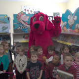 Meet Clifford The Dog At Country Children's Center Book Fair In Katonah