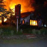 Family Narrowly Escapes Readington Township House Fire