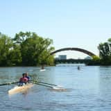 Learn To Row At Overpeck County Park In Leonia
