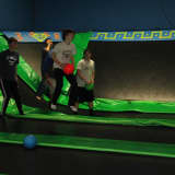 Hudson Pizza Opening Highlights Expansion Of Bounce! Trampoline Sports