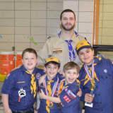 Letter: Saddle Brook Cub Scout Pack 222 Celebrates Blue & Gold Banquet