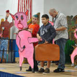 BOCES Students Perform 'Three Little Pigs' In Yorktown