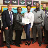 Peekskill High Schooler Honored At BOCES As 'Student Of Distinction'