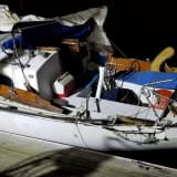 Intoxicated Boater Crashes Into Sailboat In Hudson River, Police Say