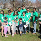 Tarrytown Holds Annual Earth Day Cleanup