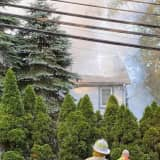 Fire Ravages Closter Home