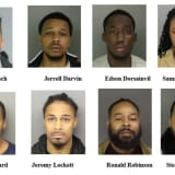 SEEN THEM? Newark Police Seek 8 Suspects Wanted For Assault, Weapon Possession