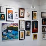 Community Art Gallery Showcases Local Talent