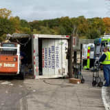 Thousands Of Chicken Wings Tossed In Route 287 Mishap