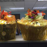 Clarkstown Police Receive Holiday Dessert Baskets
