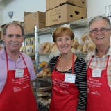 Darien Rowayton Bank Employees Prepare To Cook For A Cause