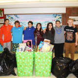Pleasantville Students Raise Money For Harlem Charity Through Toy Drive