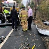 Three Hospitalized In Intense Norwood Crash