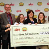 Wayne Middle School Receives $10,000 Grant From State Education Association