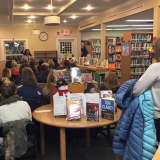 Haworth Library Welcomes Psychic Cappiello