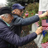 Fair Lawn Honors Troops With Wreath Laying Ceremony