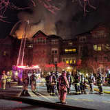 State Officially Declares Site Of Norwalk Condo Fire A Disaster
