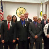 Fair Lawn Swears In Three New Police Officers