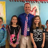 Students At Randall Carter Elementary School Display Kindness