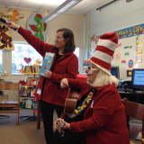 Read A Book For Read Across America Day, Teaneck