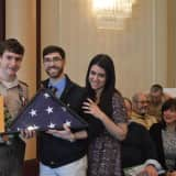 Teaneck Scout Awarded Organization's Highest Rank