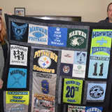 Mahwah Lifer Gets Hometown-Themed Quilt From Wyckoff Church Group