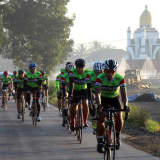 Gran Fondo Bicycle Event Rides Through Orangeburg
