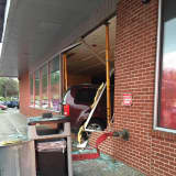 Car Crashes Into Yorktown CVS, Injuring Five