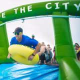 Giant Slip N Slide Brings Thousands To Nyack