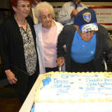 Saddle Brook War Veteran Honored On 100th Birthday