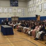 Middle School Students Graduate, Head To Pelham Memorial High School