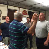 Nichols Fire Department Swears In Newest Captain