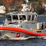 Four Rescued After Boat Capsizes In Long Island Sound