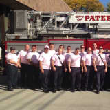 Ice Cream Day Helps Paterson Firefighters
