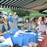 Waveny LifeCare Celebrates 35 Years At The Inn With Birthday Clambake