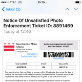 Connecticut State Police Warn Residents About Traffic Ticket Scam