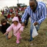Poughkeepsie Plaza Hosts Easter Egg Hunt