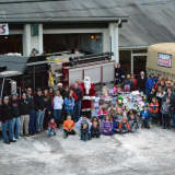 Allendale Firefighters Collect Toys For Tots