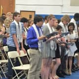 Twelve Hen Hud Students Inducted Into National Technical Honor Society