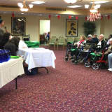 Residents At Esplanade At Palisades Learn Importance Of Therapy
