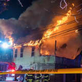 PHOTOS/VIDEO: Garfield Fire Ravages Multi-Family, Mixed-Use Building