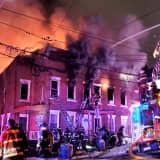 Fire Captain Hospitalized With Burns, Pre-Dawn Paterson Blaze Displaces 49