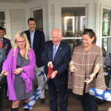 Serena & Lily Opens Flagship Store In Westport's Historic Kemper-Gunn House