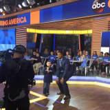 Wayne First Grader Kicks Off Kind Campaign On 'Good Morning America'